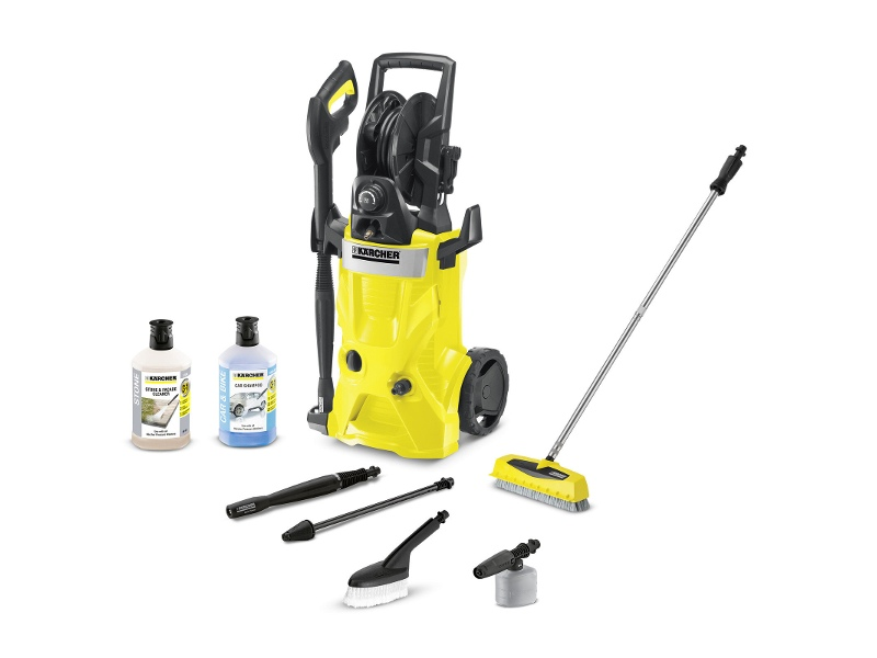 Karcher 1.180-704.0 K5 Deck + Car Pressure Washer