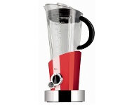 Appliances Online Bugatti 12-EVELAC3 E-Vela Evolution 600W Red Blender