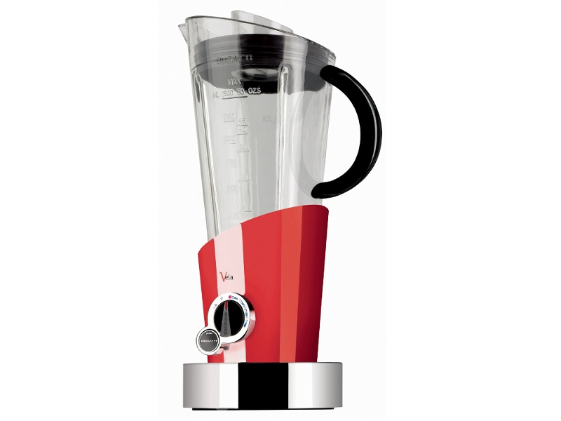 Bugatti 12-EVELAC3 E-Vela Evolution 600W Red Blender