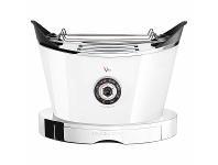Appliances Online Bugatti 13-VOLOC1 Volo 2 Slice White Toaster