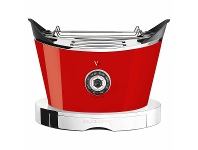 Appliances Online Bugatti 13-VOLOC3 Volo 2 Slice Red Toaster