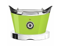 Appliances Online Bugatti 13-VOLOCM Volo 2 Slice Apple Green Toaster
