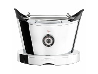 Appliances Online Bugatti 13-VOLOCR Volo 2 Slice Chrome Toaster