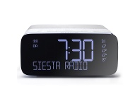 Appliances Online Pure 151104 Siesta Rise DAB+ and FM Radio Alarm Clock