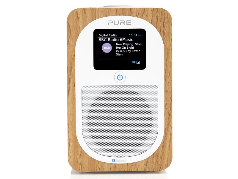 Pure Evoke H3 DAB+ and FM Radio 151110