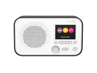 Appliances Online Pure 151125 Elan E3 Portable DAB+ and FM Radio Black