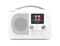 Appliances Online Pure 153023 Evoke H4 Prestige Portable DAB+ and FM Radio White