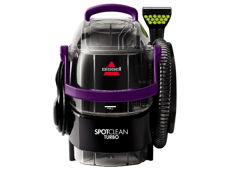 Bissell Spotclean Turbo Carpet and Upholstery Cleaner 15582F
