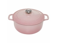 Appliances Online Chasseur Round French Oven Cherry Blossom 19537