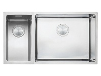 Appliances Online Barazza 1X752IR R15 1 and 3/4 Bowl Sink