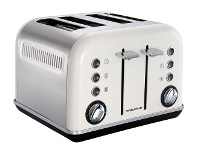 Morphy Richards 242021 Accents 4 Slice Toaster