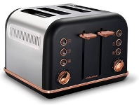 Appliances Online Morphy Richards 242107 Accents 4 Slice Toaster