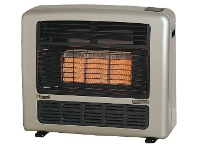 Rinnai 252SL Granada Unflued LPG Gas Radiant Heater