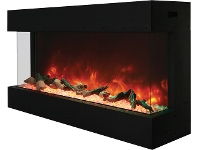 Appliances Online Amantii 40-TRU-VIEW-XL Electric Built-In Fireplace