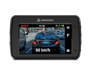 Navman MiVUE740 Full HD Dash Cam with GPS Tagging 4126585
