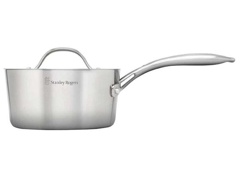 Stanley Rogers 20cm Conical Tri-Ply Saucepan 42285