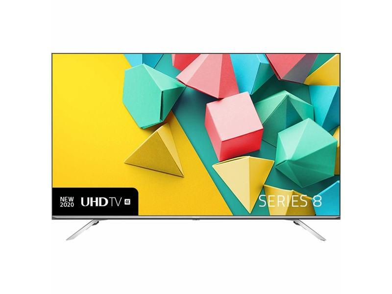 Hisense 43 Inch S8 4K UHD HDR Smart LED TV 43S8