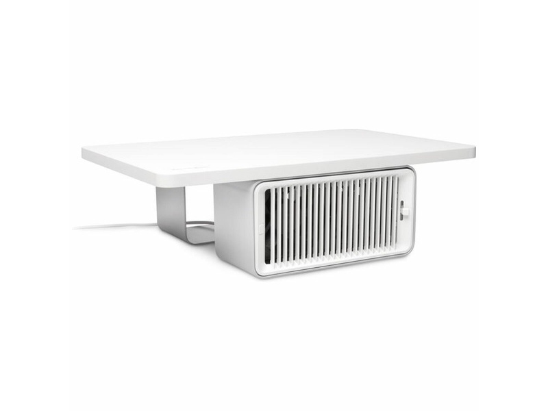 Kensington Coolview Monitor Stand with Desk fan 4476429