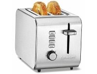Appliances Online Cuisinart Two Slice Toaster Stainless Steel 46920