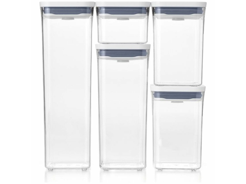 OXO Good Grips 5-Piece POP Container Set 548536