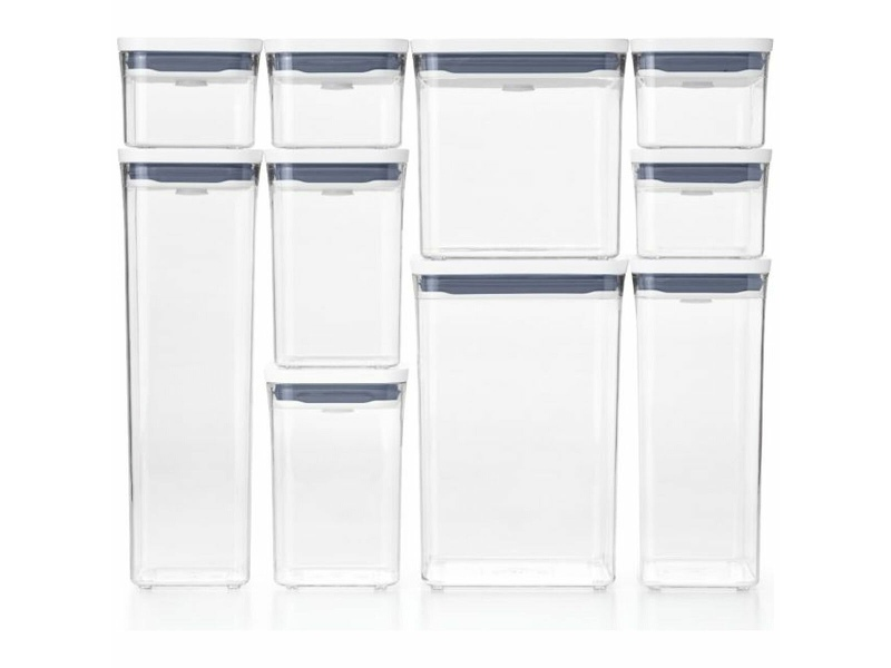OXO Good Grips 10-Piece POP Container Set 48538