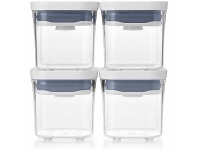 Appliances Online OXO 4-Piece Rectangle Container Set 48584