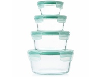 Appliances Online OXO 4-Pieces Round Food Container Set 48589