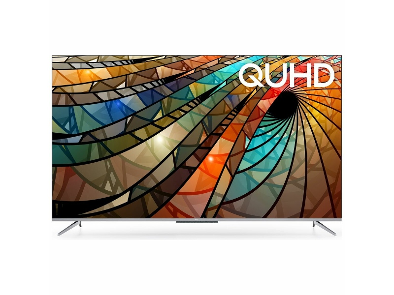 TCL 50 Inch 4K UHD HDR Android Smart QUHD LED TV 50P715