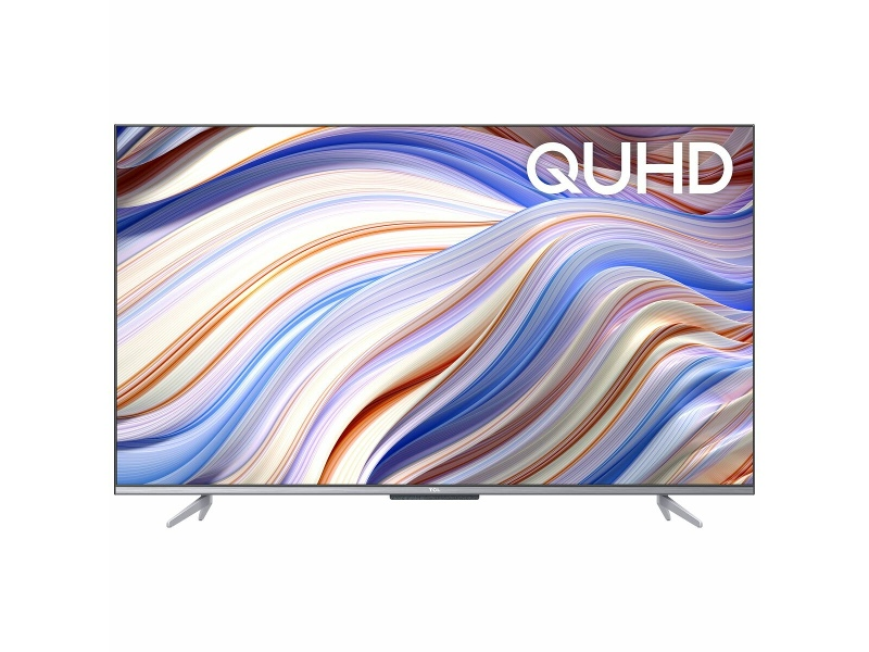 TCL 55 Inch P725 4K UHD HDR Smart Android TV 55P725