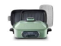 Appliances Online Morphy Richards Multifunction Cooking Pot Green 562011