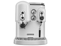 Appliances Online KitchenAid 5KES2102AFP Espresso Machine Frosted Pearl