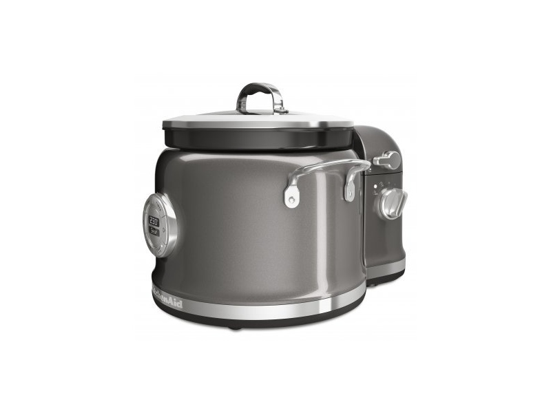 Kitchenaid 5KMC4244AMS Multi Cooker with Stir Tower Medallion Silver