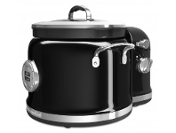 Appliances Online KitchenAid 5KMC4244AOB Multi Cooker with Stir Tower Onyx Black