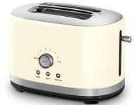 Appliances Online KitchenAid 5KMT2116AAC 2 Slice Toaster Almond Cream