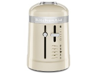 Appliances Online KitchenAid 5KMT3115AAC Design 2 Slice Toaster Almond Cream