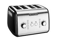Appliances Online KitchenAid Classic Automatic 4 Slice Toaster 5KMT421AOB