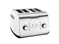 Appliances Online KitchenAid Classic Automatic 4 Slice Toaster 5KMT421AWH