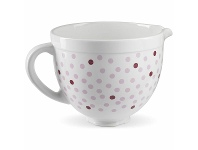 Appliances Online KitchenAid 4.7L Polka Dot Ceramic Bowl 5KSMCB5NPD