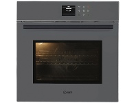 Appliances Online ILVE 60cm Grigio Lusso Electric Built-In Oven 600TCGV