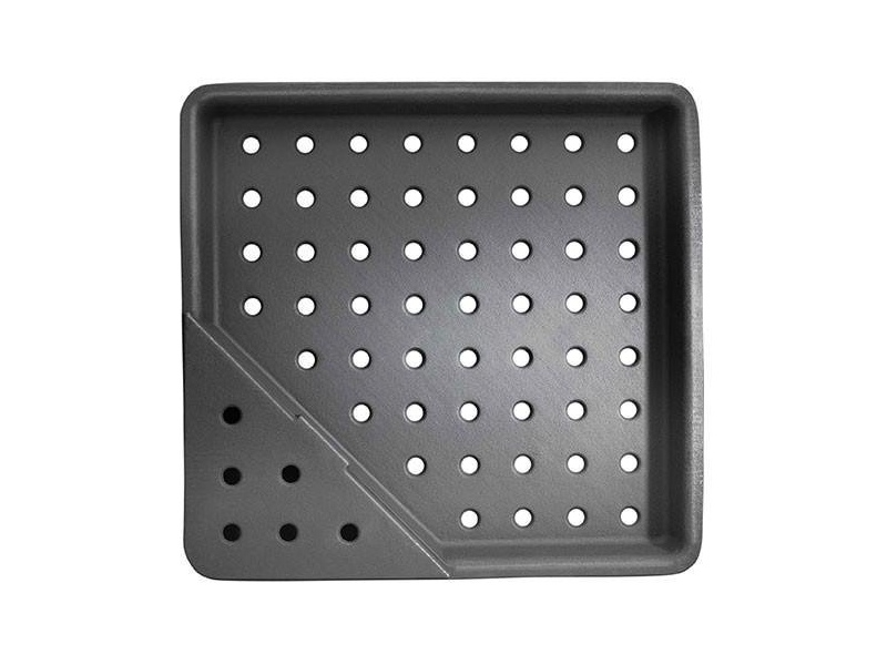 Napoleon 67732 Cast Iron Charcoal and Smoker Tray