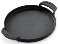 Appliances Online Weber 7421 Cast Iron Griddle