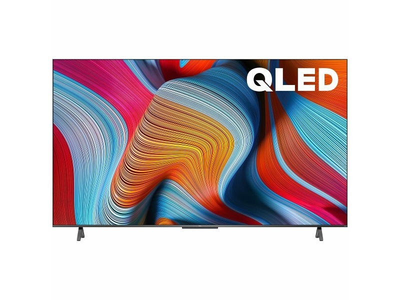 TCL 75 Inch C725 4K UHD HDR Smart QLED Android TV 75C725