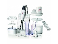 Appliances Online Bamix SwissLine Superbox Immersion Blender 200W Light Grey 76095