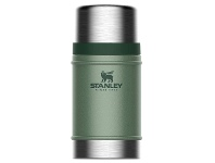 Appliances Online Stanley 88430 700mL Hammertone Green Classic Insulated Vacuum Food Jar