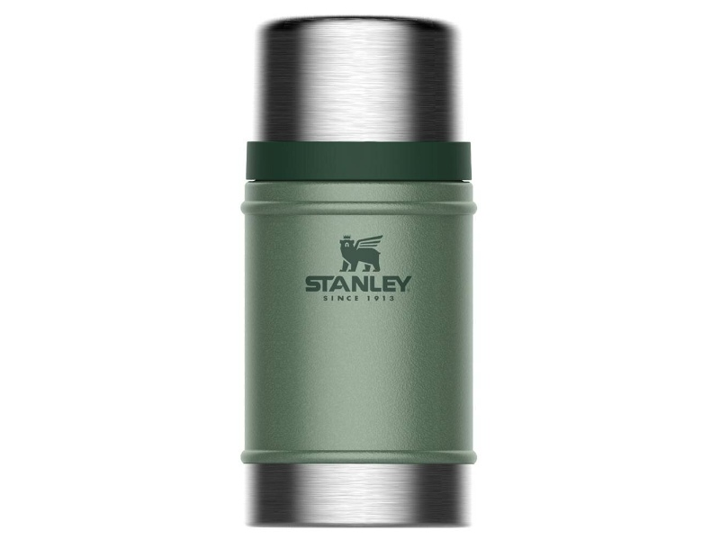 Stanley 88430 700mL Hammertone Green Classic Insulated Vacuum Food Jar