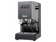 Appliances Online Gaggia New Classic Pro Industrial Grey Coffee Machine 886948016010