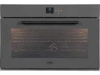 Appliances Online ILVE 90cm Grigio Lusso Series Electric Built-In Oven 900STCPGV