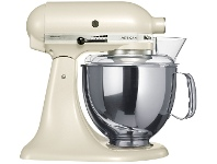 Appliances Online KitchenAid 5KSM150PSAAC Artisan Stand Mixer Almond Cream - 91005