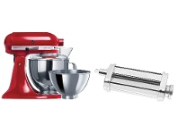 Appliances Online KitchenAid 9341090310 Artisan Empire Red Stand Mixer and Pasta Roll