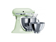 Appliances Online KitchenAid KSM160 Artisan Stand Mixer Pistachio 5KSM160PSAPT - 93480